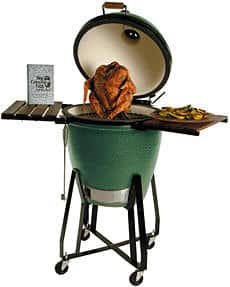 The Big Green Egg and I