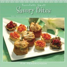 One-Bite Holiday Canapes