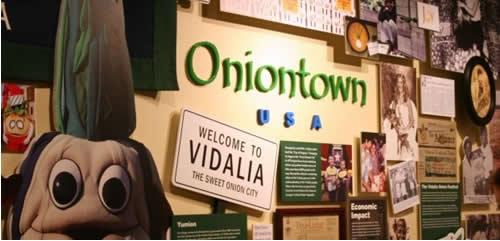 GOURMET HIGHWAY: Sweet Vidalia – Magic Onion