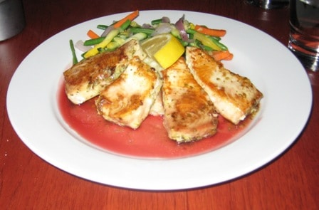 Grilled fish wins in a landslide my cooking for Wahoo fish recipes