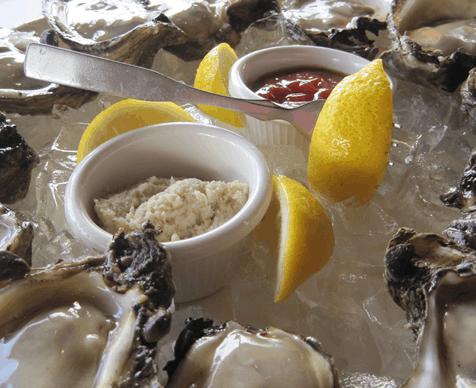 Gourmet highway alabama celebrates its food flavors and for Felix fish camp menu