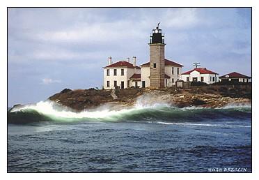Beavertail Lighthouse (Rhode Island)