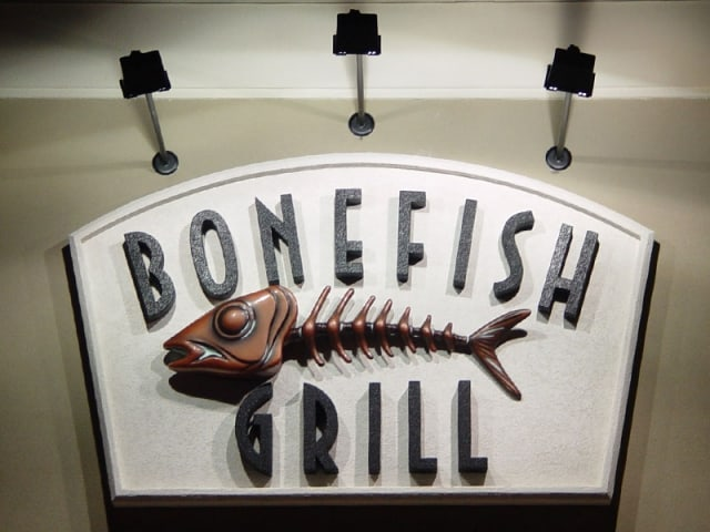 Restaurants define themselves how do you fit in for Bone fish gril