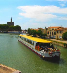 Le Phénicien Barge-Hotel