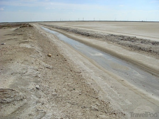 The Salt Flats of Camargue