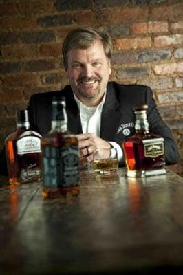 Jeff Arnett is the legendary Master Distiller for Jack Daniel's Tennessee Whiskey.