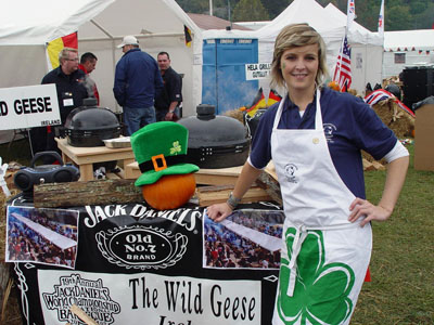 """""""The Jack"""" is an international barbecue competition."""