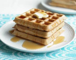 Macca Waffles